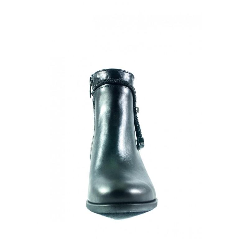 Ботинки демисезон женские Sana 341 чк черные