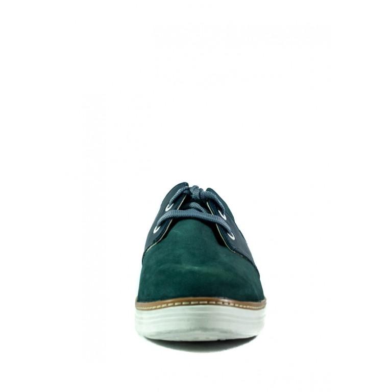 Мокасины мужские MIDA 110277-49 синие
