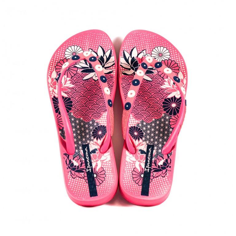 Вьетнамки женские Ipanema 82280-21108 розово-синие