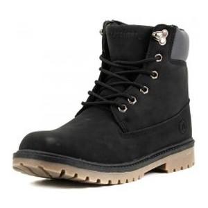 [:ru]Ботинки зимние женские Restime KWZ18104 черные[:uk]Черевики зимові жіночі Restime чорний 13321[:]