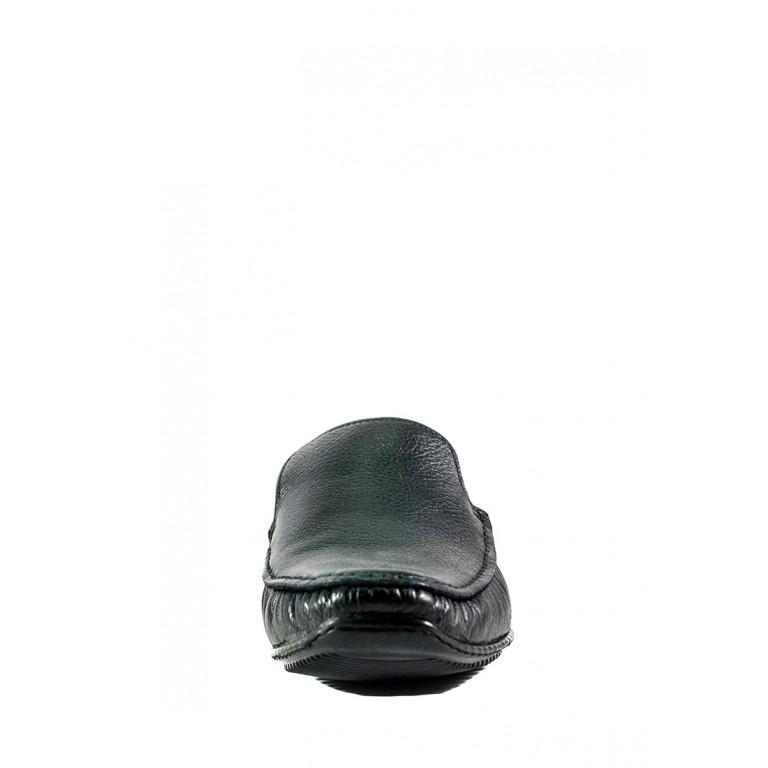 Мокасины мужские MIDA 11219 -16 черные