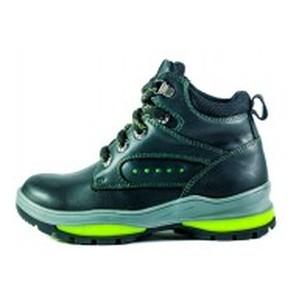 Ботинки зимние детские MIDA 44033-3Ш черные