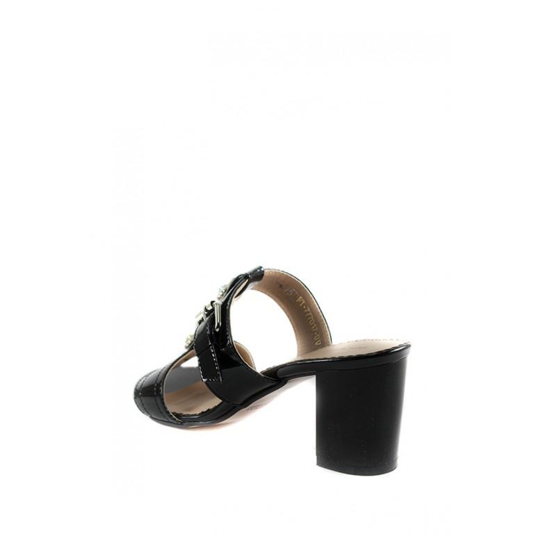 Босоножки женские летние Foletti FL620 черные