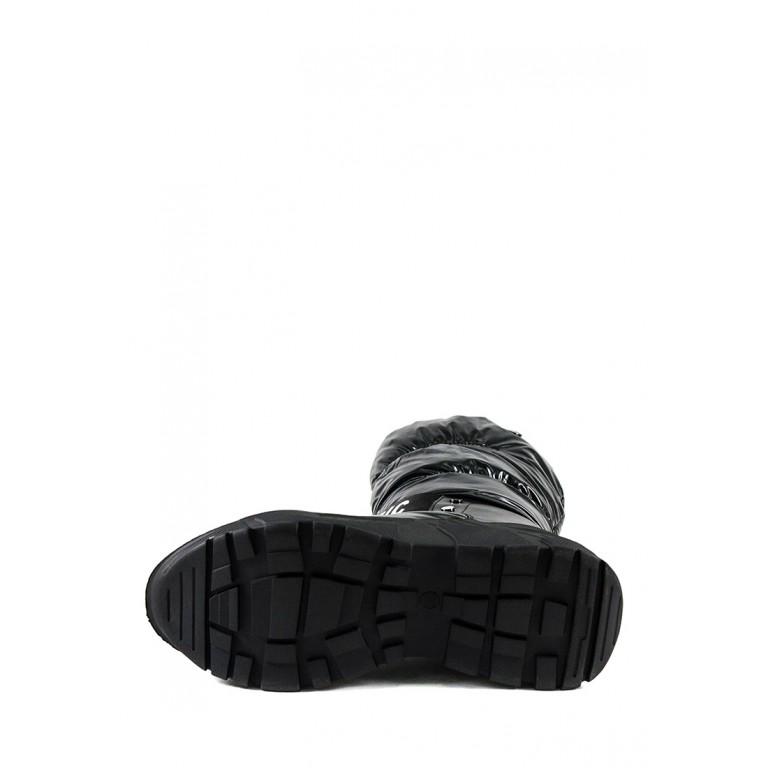 Сапоги зимние женские Prima D'arte 1627-F416-1 черные
