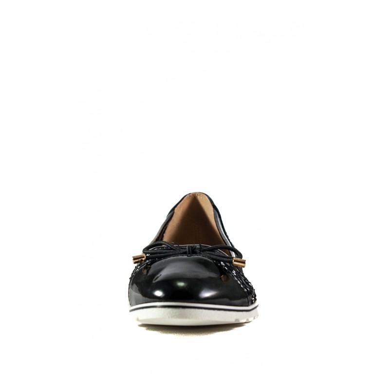 Балетки женские Sopra 212-10 черные