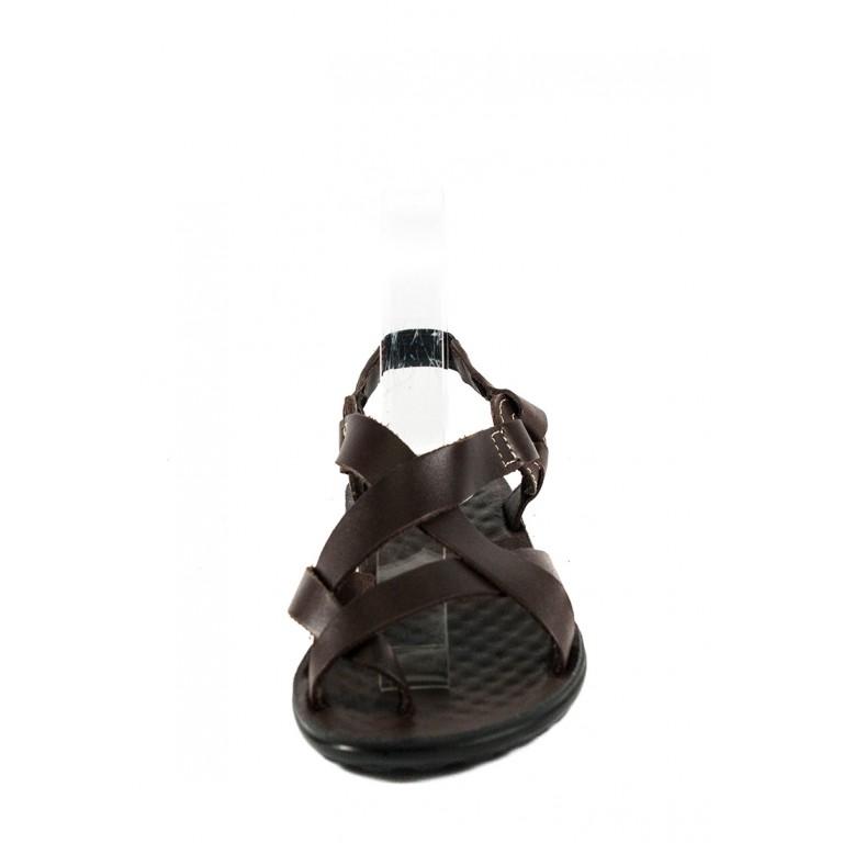 Сандалии женские TiBet 275-03-05 коричневые