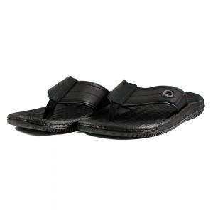 Шлепанцы мужские Cartago 11020-22555 черно-коричневые