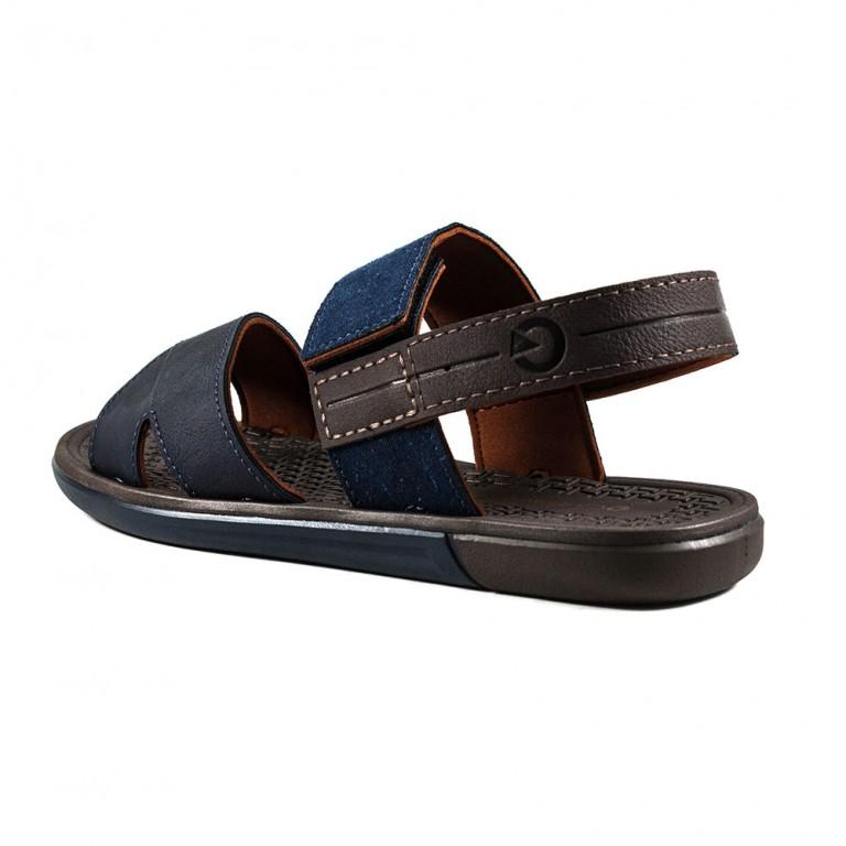 Сандалии мужские Cartago 11363-22923 сине-коричневые