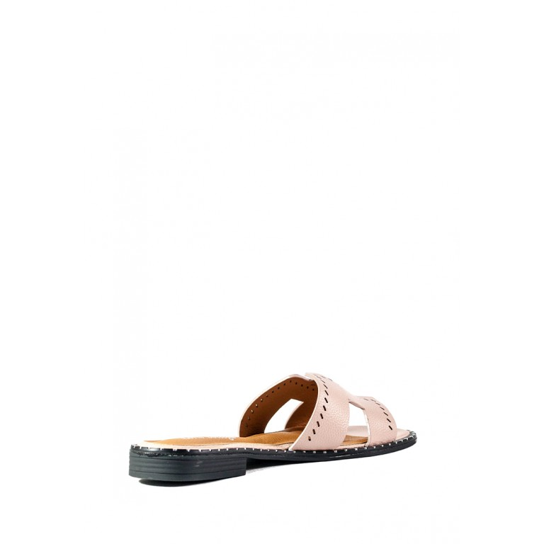 Шлепанцы женские Loris Bottega 2193-8 розовые