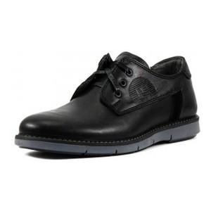 [:ru]Туфли мужские Maxus Вебстер черная кожа[:uk]Туфлі чоловічі Maxus чорний 15870[:]