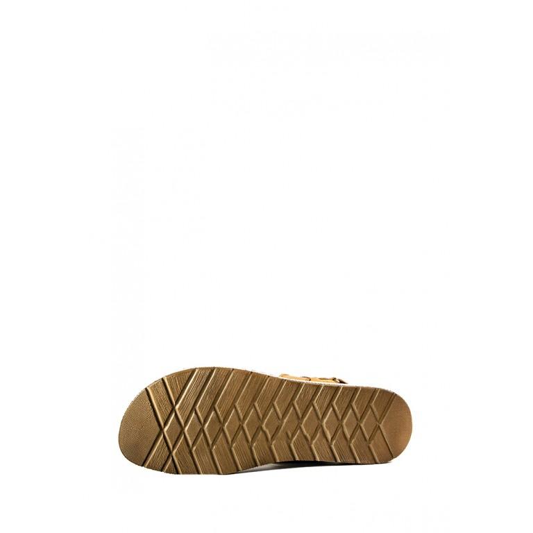 Босоножки женские летние Anna Lucci СФ 2071 коричневые