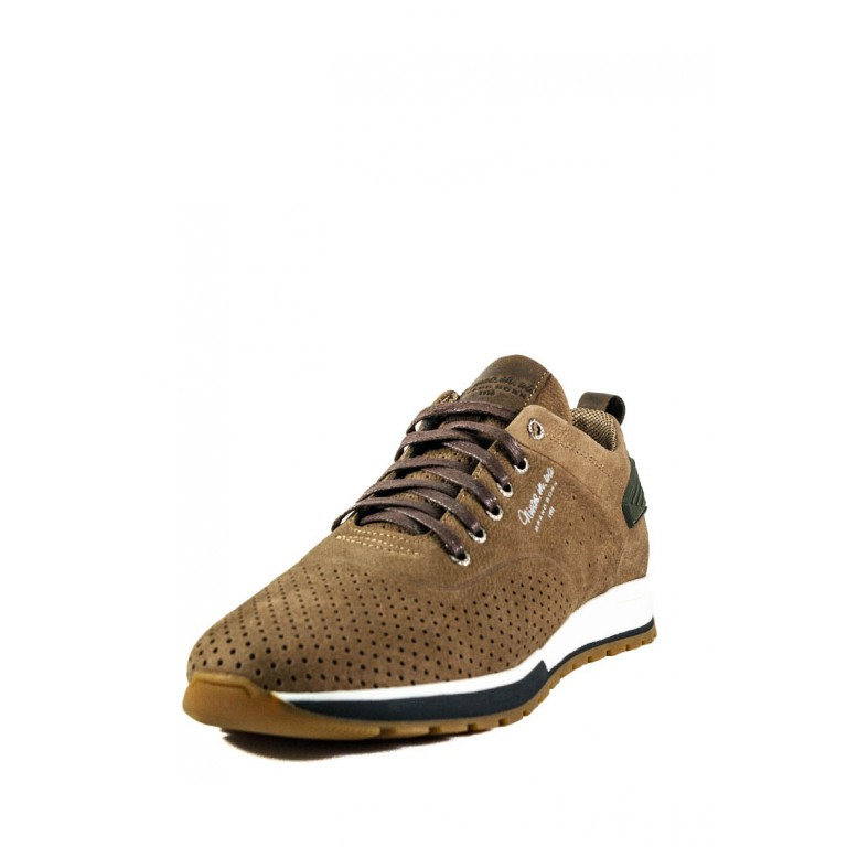 Кросівки чоловічі Nivas коричневий 20561