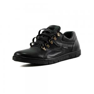 Туфли мужские 050ч черная кожа