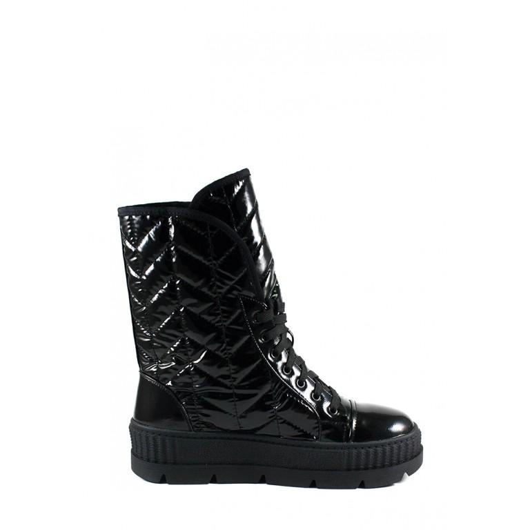 Ботинки зимние женские Betsy 998044-08-01 черные