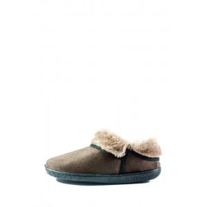 Бабуши женские FootWear 3065 коричневые