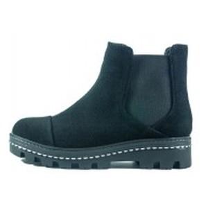 Ботинки демисезон женские CRISMA 0041В-Lisabon чз черные