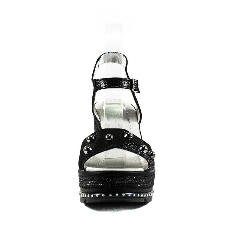 Босоножки женские Camelfo 843 черный