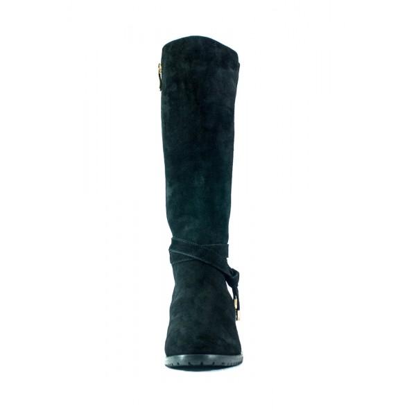 Сапоги зимние женские MIDA 24762-17Ш черные