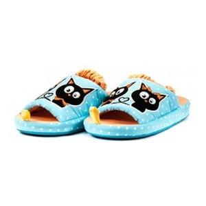 Тапочки комнатные детские Home Story 90751-AO голубые