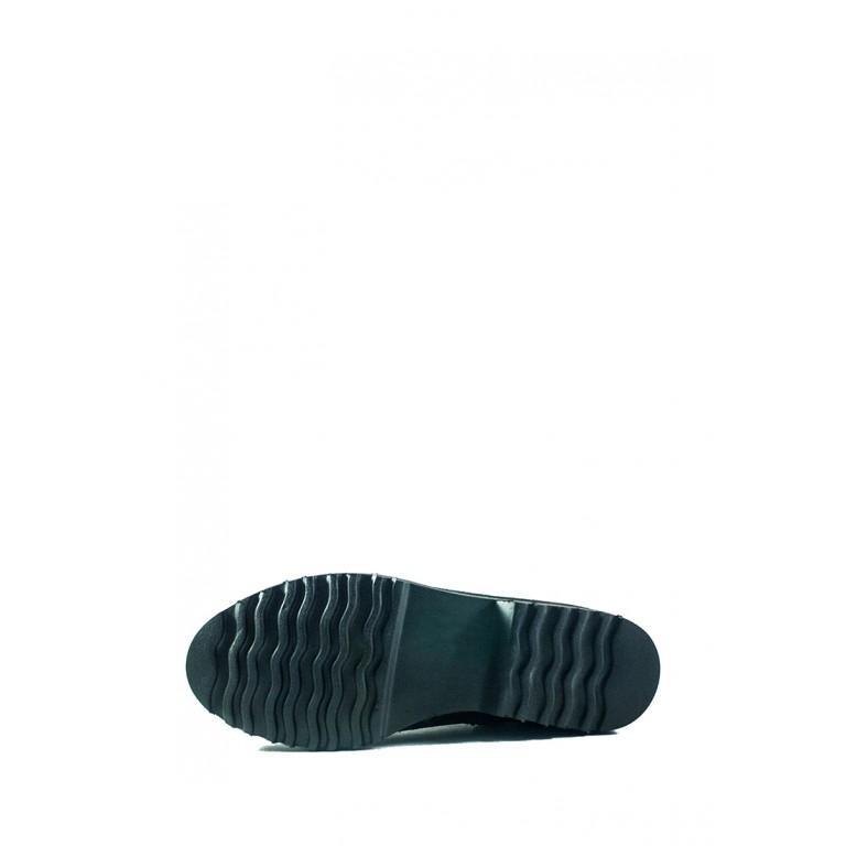 Ботинки демисезон женские CRISMA 2023В-EVA чз черные