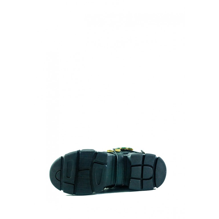 Кроссовки женские Lonza СФ 50037 черные