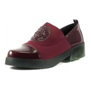 Туфли женские Elmira L5-140T бордовые