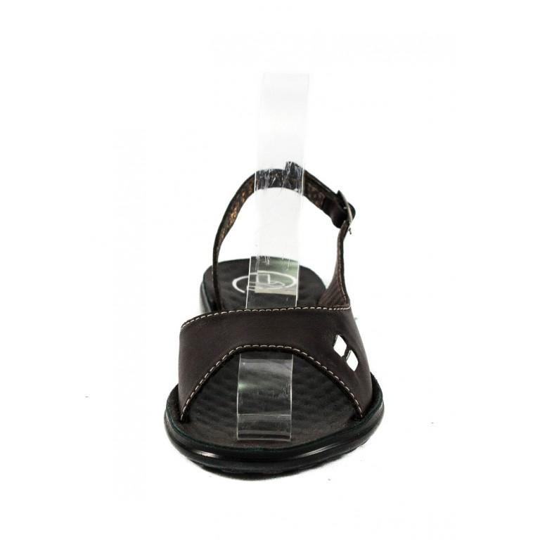 Сандалии женские TiBet 78 темно-коричневые