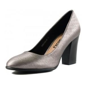 Туфли женские Betsy 998024-02-04 серебрянные