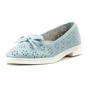 Туфли для девочек R522034205 голубые