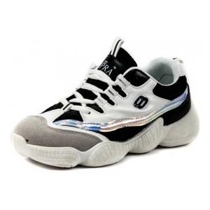 Кроссовки женские Sopra 93-11 черно-белые