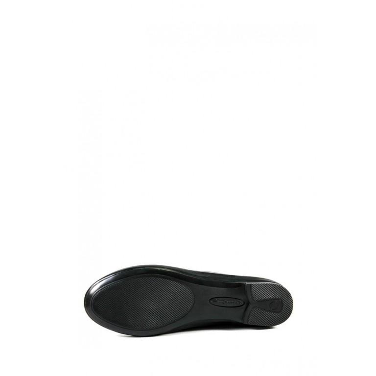 Балетки женские летние SND 12689-2 черный