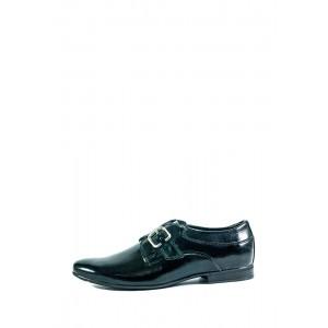 Туфли подростковые MIDA 31105-134 черные
