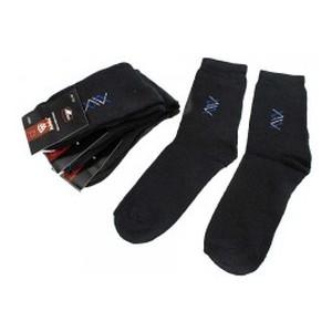 Шкарпетки чоловічі Jujube F621-1-2 чорні 41-47
