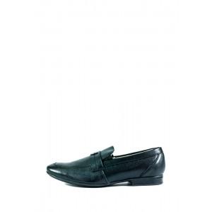 Туфли подростковые MIDA 31191-16 черные