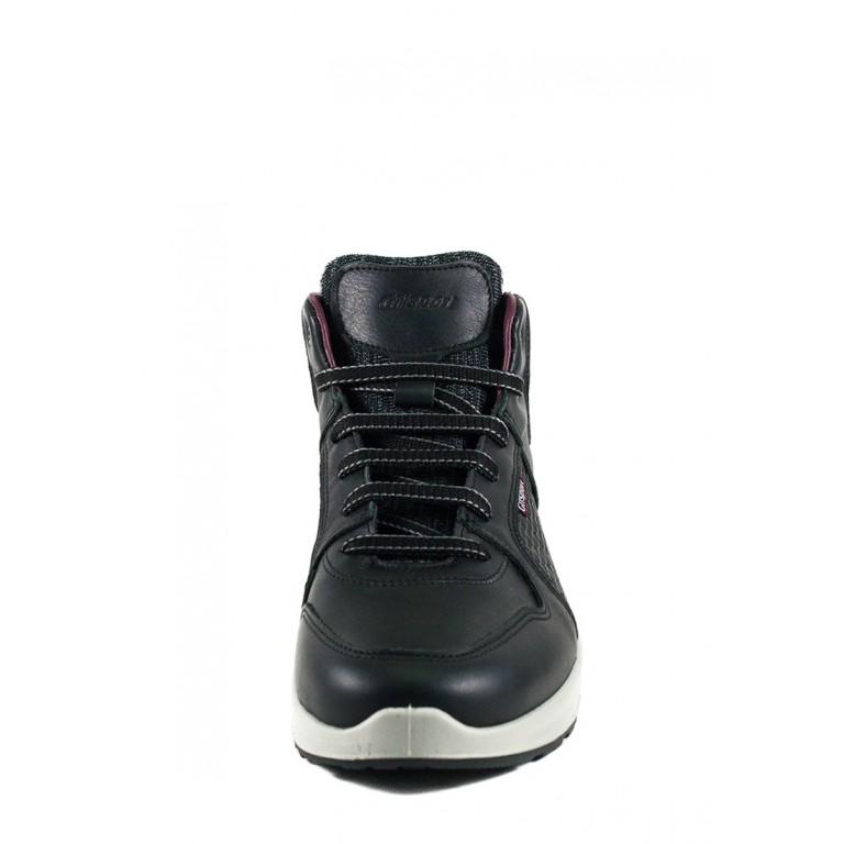 Ботинки зимние мужские Grisport 43503A20 черные