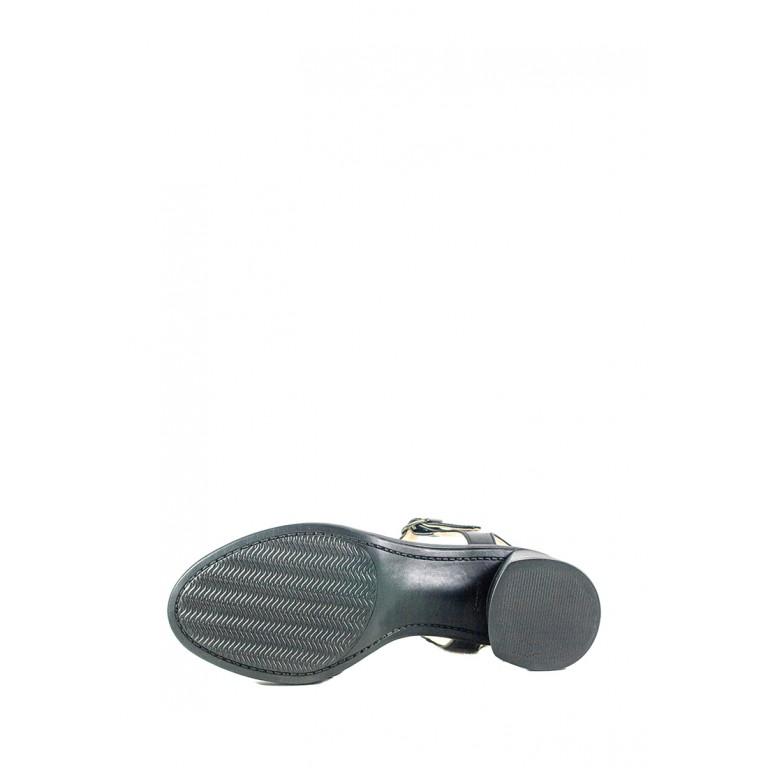 Босоножки женские Lonza СФ 2810-21 черные