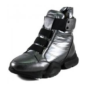 [:ru]Ботинки зимние женские Prima D'arte 1552-F28-2 серые[:uk]Черевики зимові жіночі Prima D'arte сірий 19010[:]