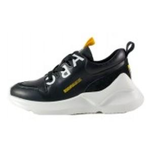 Кроссовки женские Allshoes 5092-1 черные