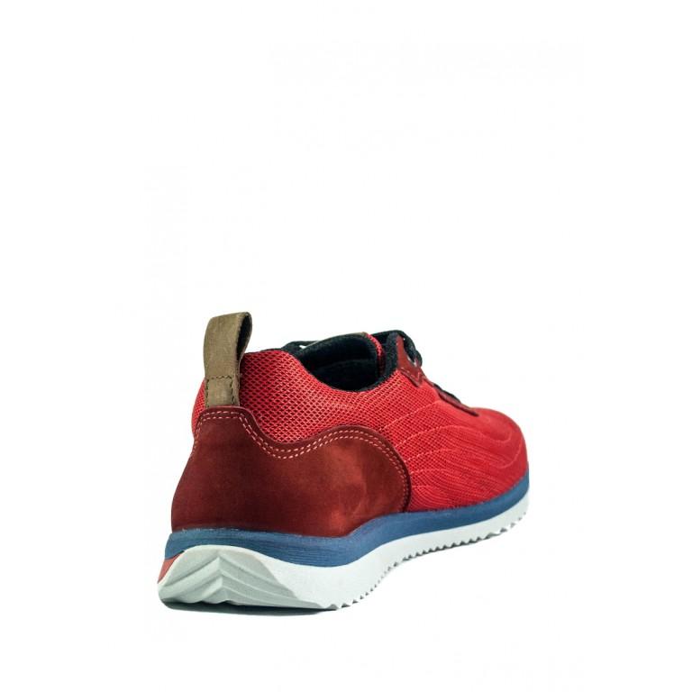 Кроссовки подростковые MIDA 31350-702 красные