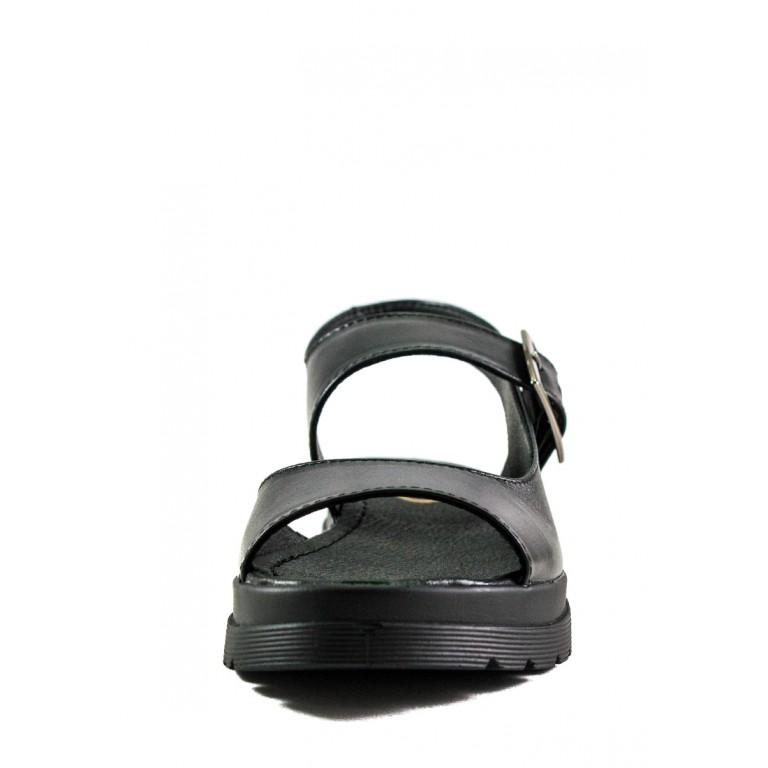 Сандалии женские SND 22589-2 черные