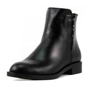Ботинки демисезон женские Lonza L2555-2163L черная кожа