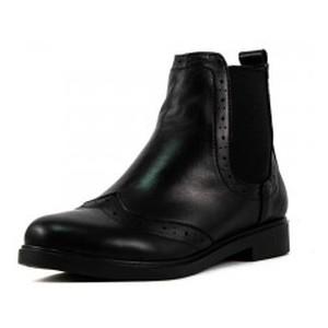 Ботинки демисезон женские Twenty Two Twe174-1228L черная кожа