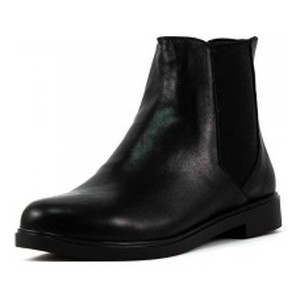Ботинки демисезон женские Twenty Two Twe131-1227L черная кожа