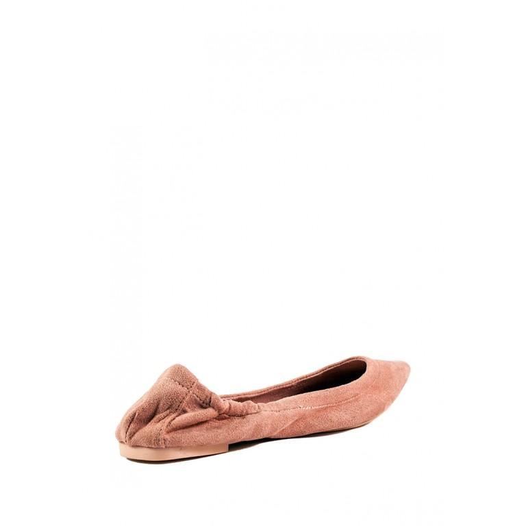 Балетки женские Prima D'arte HR-6Y7189-36 розовые