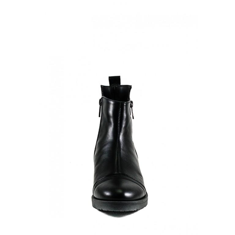 Ботинки зимние женские SND SDAZ 2033 черные