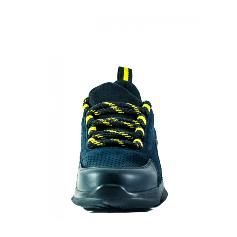Кроссовки подростковые MIDA 31371-4 темно-синие