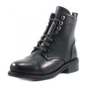 Ботинки демисезон женские Fabio Monelli W1470-703A черные