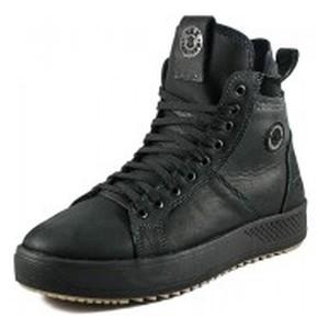 Ботинки зимние мужские Nivas СФ Niv A27 Ч черные