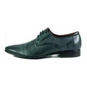 [:ru]Туфли мужские MIDA 13274-321 темно-серая кожа[:uk]Туфлі чоловічі MIDA сірий 09599[:]