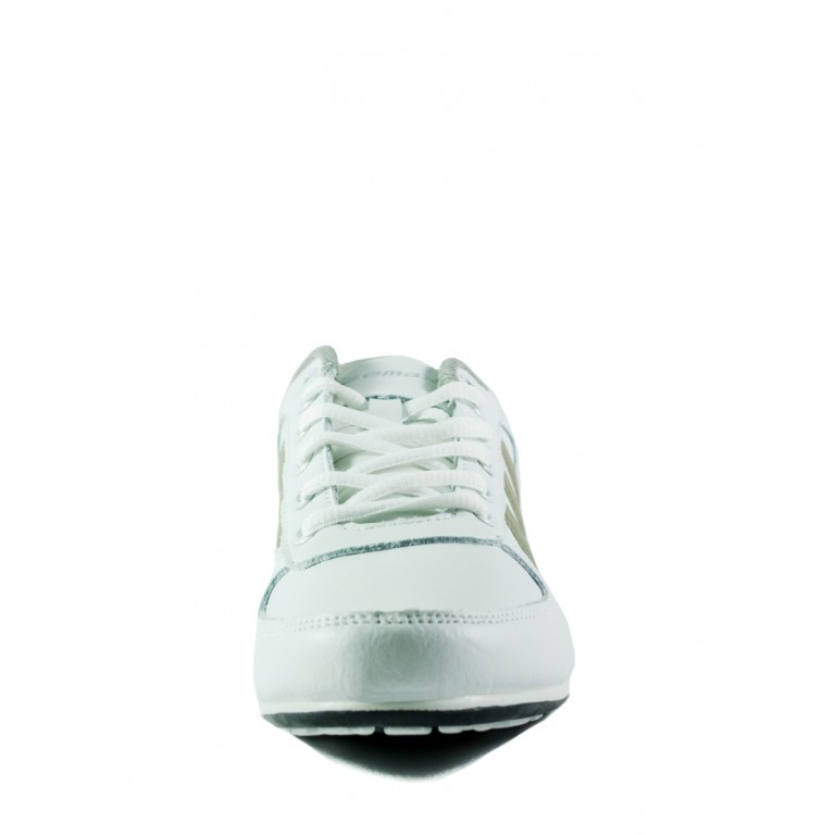 Кеды мужские Demax А11900-2 белые